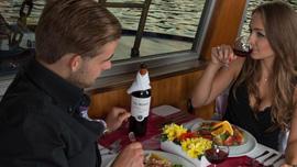Ужин на корабле Exclusive