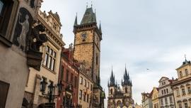 Besichtigung der Prager Altstadt