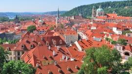 Besichtigung der Prager Kleinseite