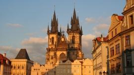 Gotická Praha