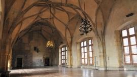 Prager Burg und ihre Interieure