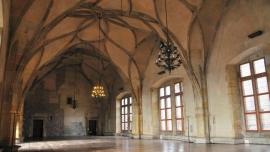 Pražský hrad a interiéry