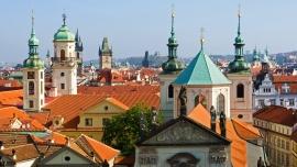 Prohlídka Malé Strany, Starého Města a Nového Města