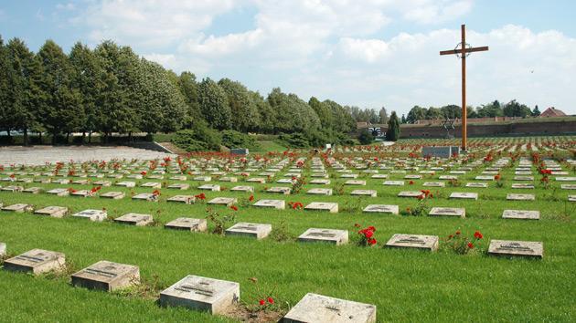 Terezín – Holocaust Denkmal