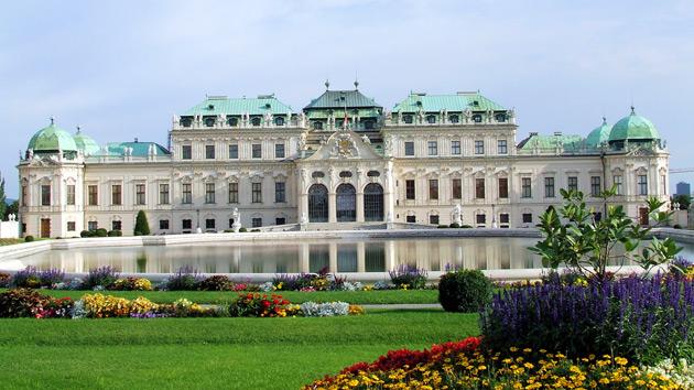 Wien und die Königsresidenz Hofburg