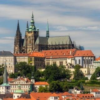 Výstava Dědictví Karla Velikého v Praze