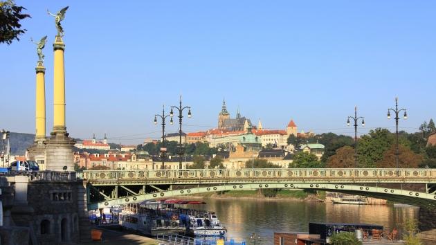Čech-Brücke