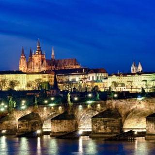 Prague at Night Cruise