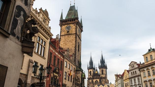 Prohlídka Starého Města
