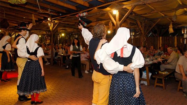 Český folklorní večer
