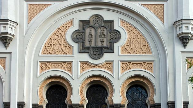 Španělskou synagogu