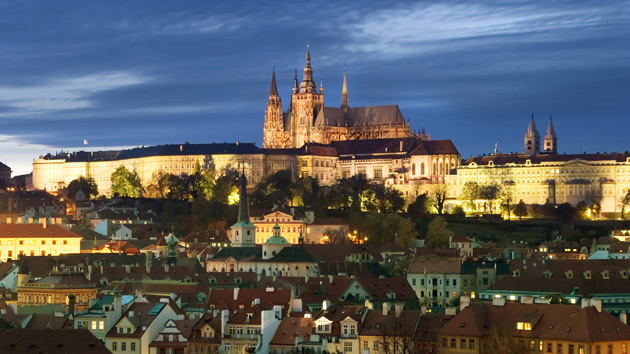 Prague Castle - Excluding Interiors