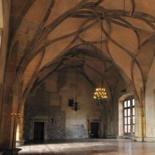 Prague Castle with Interiors