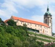 Stadt und Schloss Mělník
