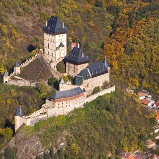 Die Burg Karlštejn