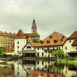 Český Krumlov und UNESCO