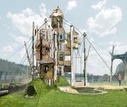 Zoo Praha otevře zábavně odpočinkový prostor