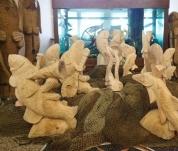 Jak se rodí betlémy - výstava