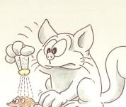 Kresby zvířátek Pavla Kantorka ve Stromovce