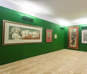 Alfons Mucha - výstava v Galerii GOAP
