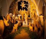 Výstava betlémů - muzeum Karlova mostu