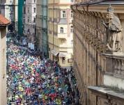 1/2 maraton v Praze