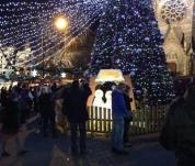 Vánoční trhy na náměstí Míru 2015