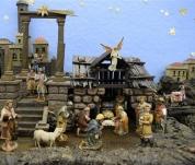 Vánoční výstava betlémů - Valdštejnský palác